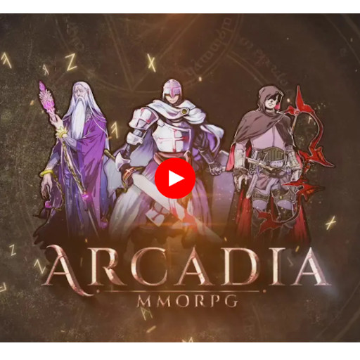 Arcadia MMORPG online 2D like Tibia 1.54 Apk Mod (unlimited money) Download latest