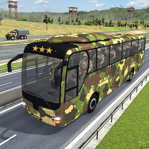 Army Bus Transporter Simulator 2020 1.10 Apk Mod (unlimited money) Download latest