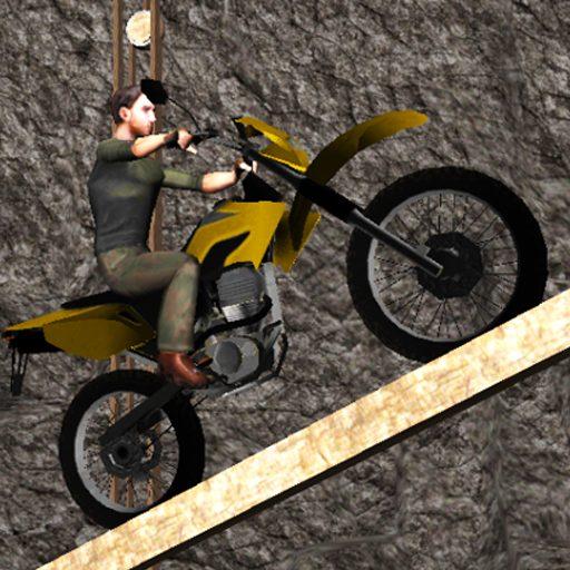 Bike Tricks: Mine Stunts 3.3 Apk Mod (unlimited money) Download latest