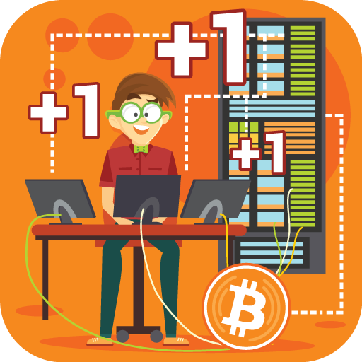 Bitcoin Mining Simulator – Idle Clicker Tycoon 3.5.8 Apk Mod (unlimited money) Download latest