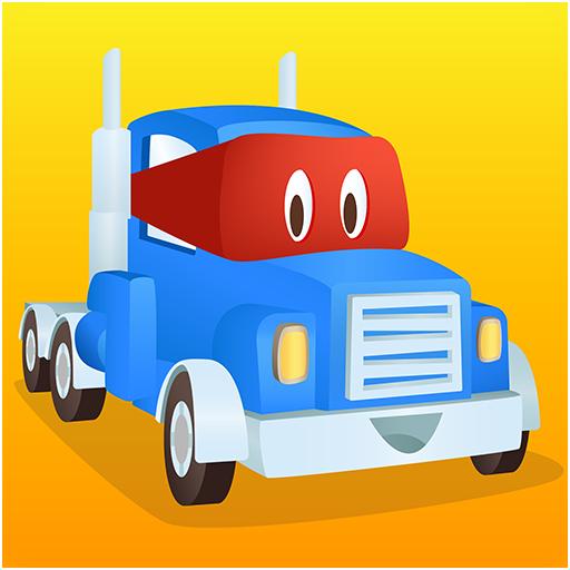 Carl the Super Truck Roadworks: Dig, Drill & Build 1.7.14 Apk Mod (unlimited money) Download latest