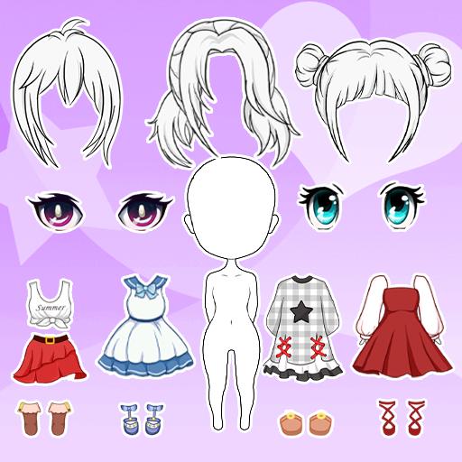 Chibi Dolls: Dress up Games & Avatar Creator 1.0.6.1 Apk Mod (unlimited money) Download latest