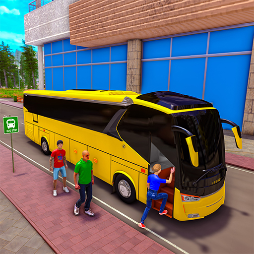 City Coach Bus Driving Simulator: Free Bus Game 21 1.0.5 Apk Pro Mod latest