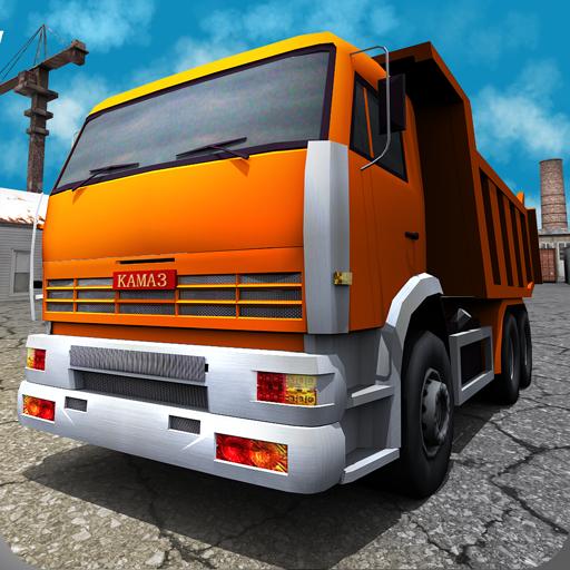Construction Dump Truck 2.1 Apk Mod (unlimited money) Download latest