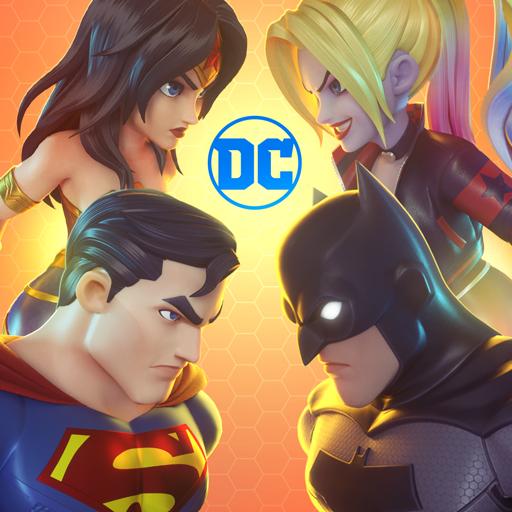 DC Battle Arena 1.0.34 Apk Mod (unlimited money) Download latest