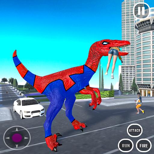 Extreme City Dinosaur Smash Battle Rescue Mission 1 Apk Pro Mod latest