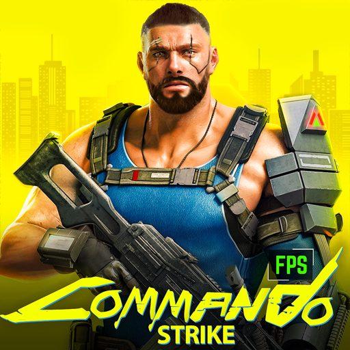 FPS Gun Games 3D Offline: New Action Games 2021 0.21 Apk Pro Mod latest
