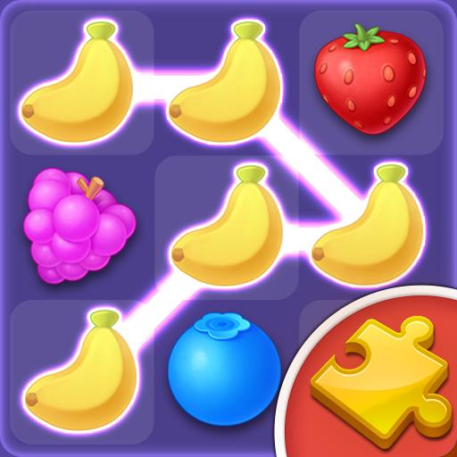 Fruit Jigsaw: Link Blast 6.0 Apk Pro Mod latest