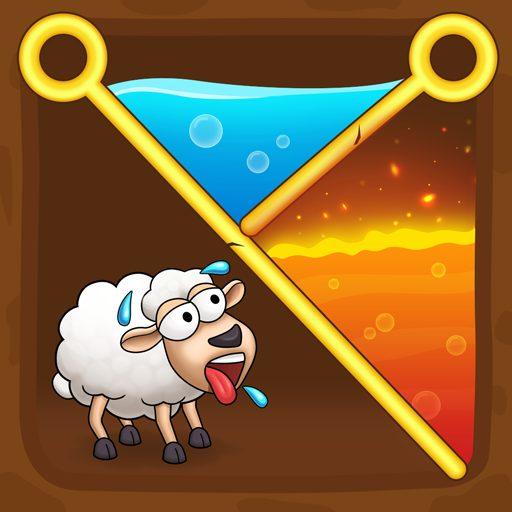 Hero Sheep- Pin Pull & Save Sheep 1.1 Apk Pro Mod latest