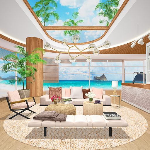 Home Design Makeover : Paradise Life 1.2.10 Apk Mod (unlimited money) Download latest