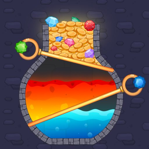How To Loot: Pull The Pin & Rescue Princess Puzzle 1.4.4 Apk Pro Mod latest
