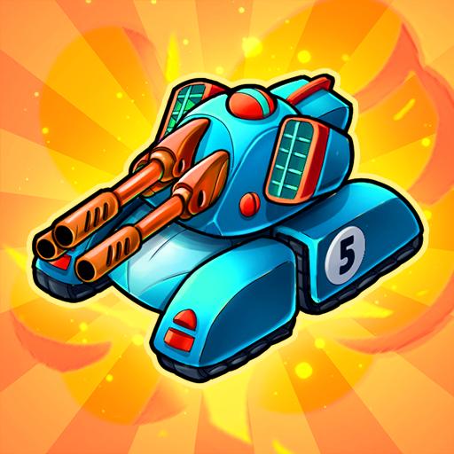 Huuuge Little Tanks – Merge Game 2.1.1 Apk Mod (unlimited money) Download latest