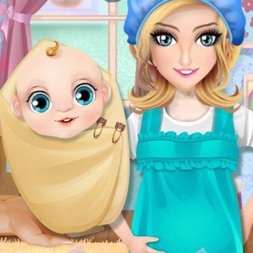 Ibu hamil Ibu merawat ibu yang baru lahir 1.4 Apk Mod (unlimited money) Download latest