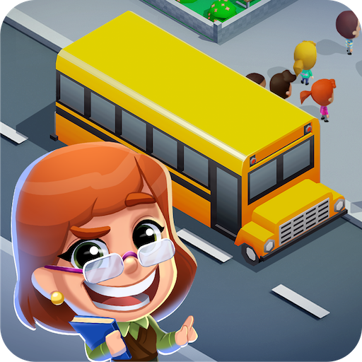 Idle High School Tycoon Management Game 0.10.2 Apk Mod (unlimited money) Download latest