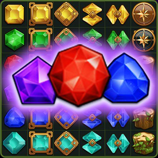 Jewel & Gem Crush – Match Master 1.0.4 Apk Pro Mod latest