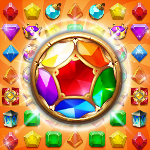 Jewels Cave Crush: Match 3 Puzzle 1.0.8 Apk Pro Mod latest