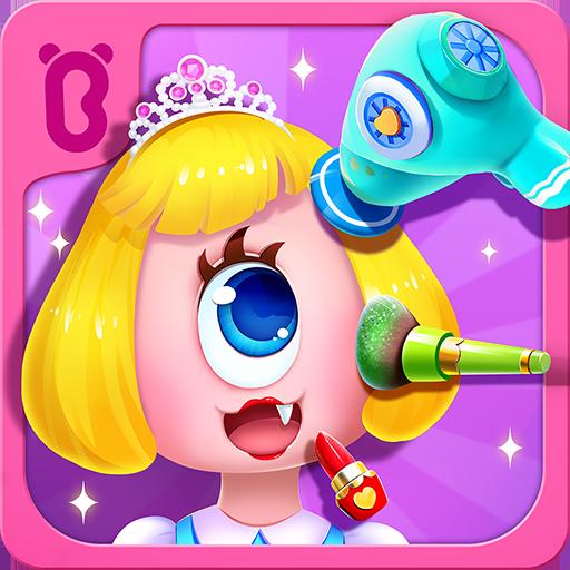 Little Monster's Makeup Game 8.57.00.00 Apk Mod (unlimited money) Download latest
