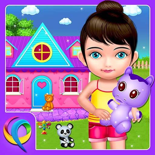 My Baby Doll House – Tea Party & Cleaning Game 1.0.6 Apk Mod (unlimited money) Download latest