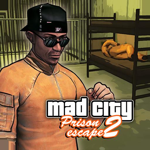 Prison Escape 2 New Jail Mad City Stories 5.04 Apk Mod (unlimited money) Download latest