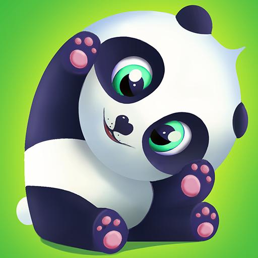 Pu – Cute giant panda bear, virtual pet care game 3.1 Apk Pro Mod latest