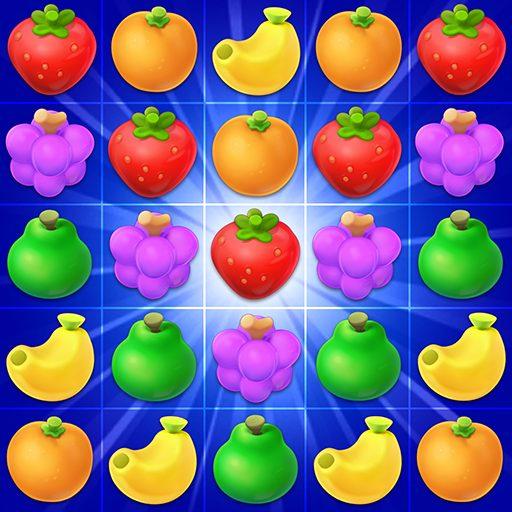 Puzzle Fruits: Rescue Wild 1.03.02 Apk Pro Mod latest