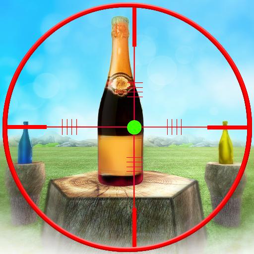 Real Bottle Shooting 1.0 Apk Pro Mod latest
