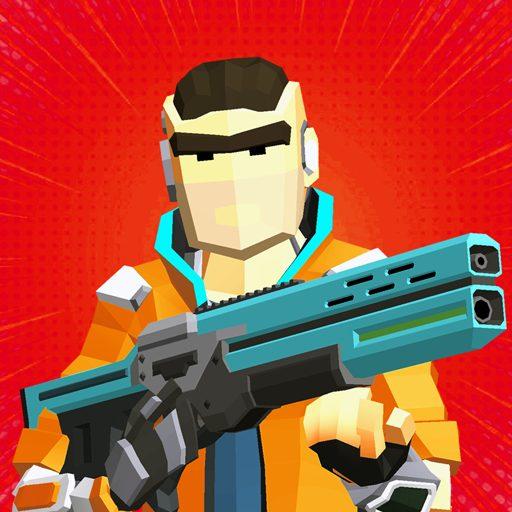 Shooter Punk – One Finger Shooter 1.88.163 Apk Pro Mod latest