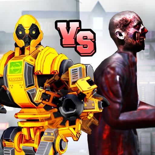 Super Robot Vs Zombies Kung Fu Fight 3D 1.10 Apk Mod (unlimited money) Download latest
