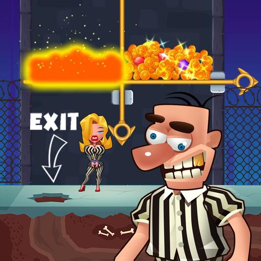 Wisdom: Escape Prison 1.8 Apk Mod (unlimited money) Download latest