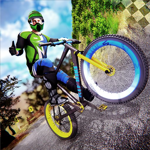 Xtreme Mountain Bike Downhill Racing – Offroad MTB 1.1 Apk Mod (unlimited money) Download latest