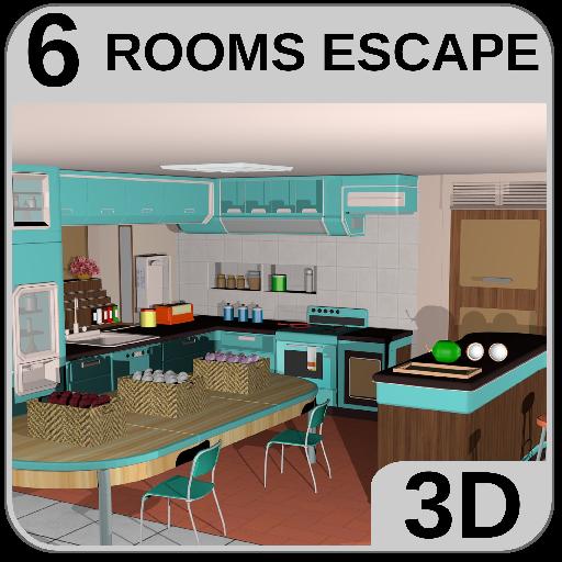 3D Escape Games-Puzzle Kitchen 1.2.8 Apk Pro Mod latest