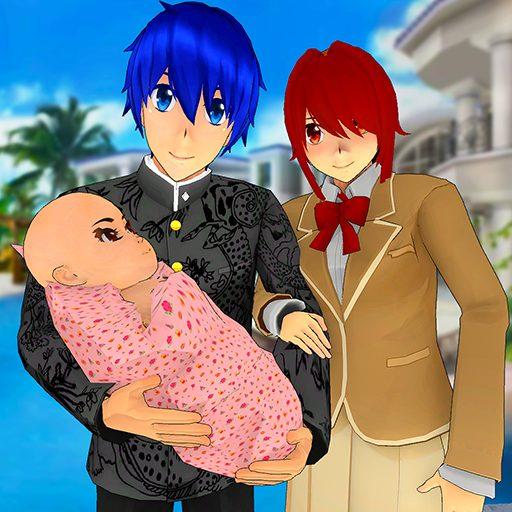 Anime Family Simulator: Pregnant Mother Games 2021 1.1.0 Apk Pro Mod latest
