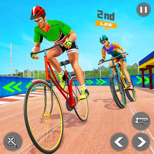 BMX Bicycle Rider – PvP Race: Cycle racing games 1.1.0 Apk Mod (unlimited money) Download latest
