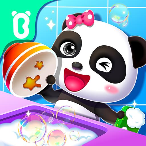 Baby Panda Happy Clean 8.57.00.00 Apk Mod (unlimited money) Download latest