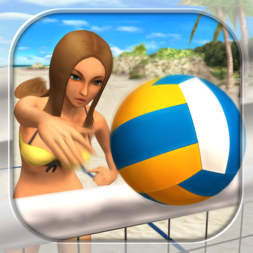 Beach Volleyball Paradise 1.0.4 Apk Mod (unlimited money) Download latest