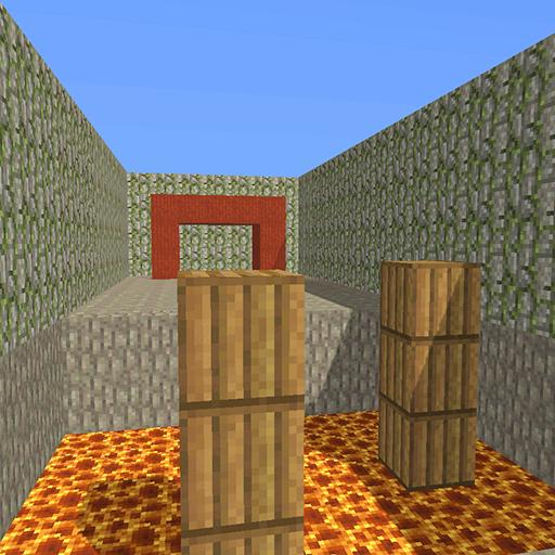 Blocky Parkour 3D 2.1.1 Apk Mod (unlimited money) Download latest