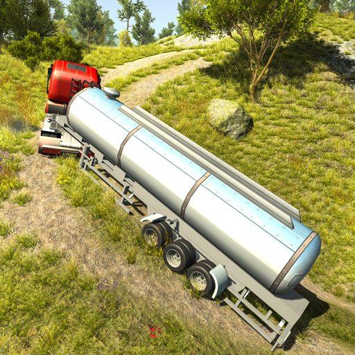 Cargo Oil Tanker Simulator – Offroad Truck Racing 1.5 Apk Pro Mod latest