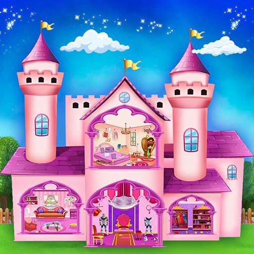 Cleaning games Kids – Clean Decor Mansion & Castle 8.1 Apk Mod (unlimited money) Download latest