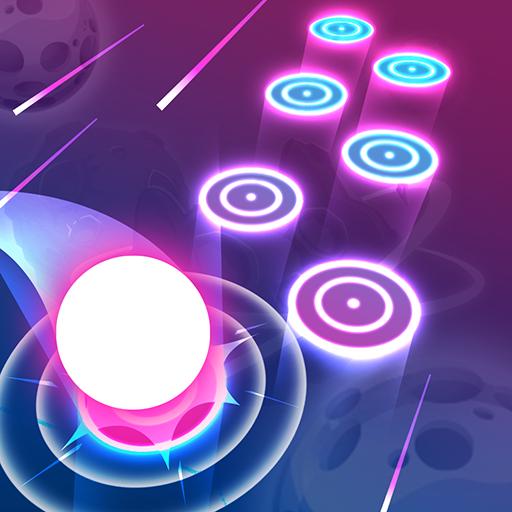 Color Ball Hop – Tiles Dancing 1.0.1 Apk Pro Mod latest