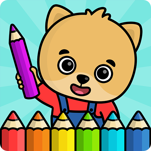 Coloring book for kids 1.108 Apk Mod (unlimited money) Download latest
