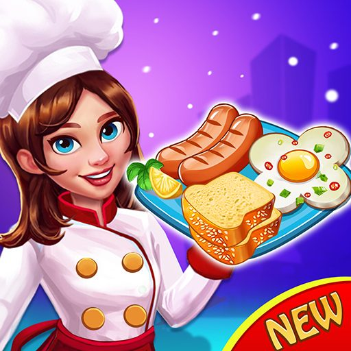 Cooking Delight Cafe Chef Restaurant Cooking Games 2.3 Apk Pro Mod latest