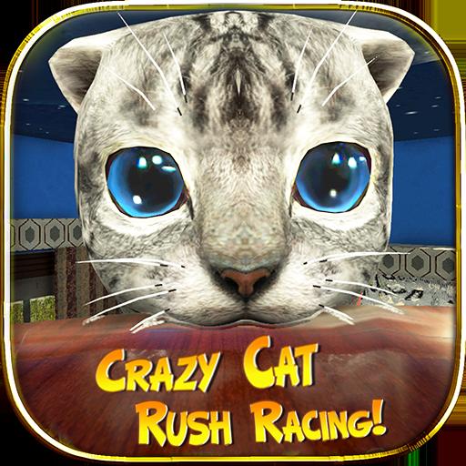 Crazy Cat Rush Racing Run Kitty Craft 1.01 Apk Pro Mod latest