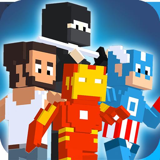 Crossy Heroes: Avengers of Smashy City 1.22.2 Apk Pro Mod latest