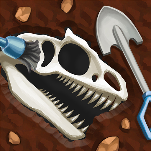 Dino Quest Dig & Discover Dinosaur Game Fossils 1.8.6 Apk Mod (unlimited money) Download latest