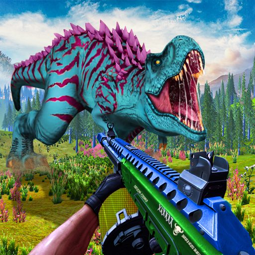 Dinosaur Hunter – Dinosaur Games 2021 4.0 Apk Pro Mod latest