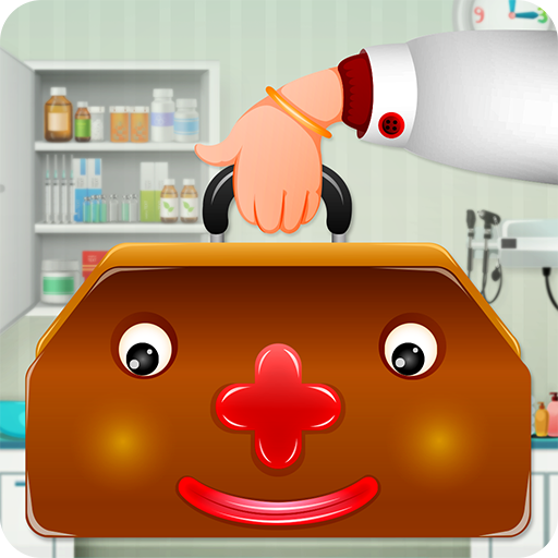 Doctor Game – Kids game 👨🏻⚕️ 🏥👩🏻⚕️ 3.1.0 Apk Mod (unlimited money) Download latest