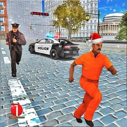 Drive Police Car Gangsters Chase : 2021 Free Games 2.0.08 Apk Mod (unlimited money) Download latest