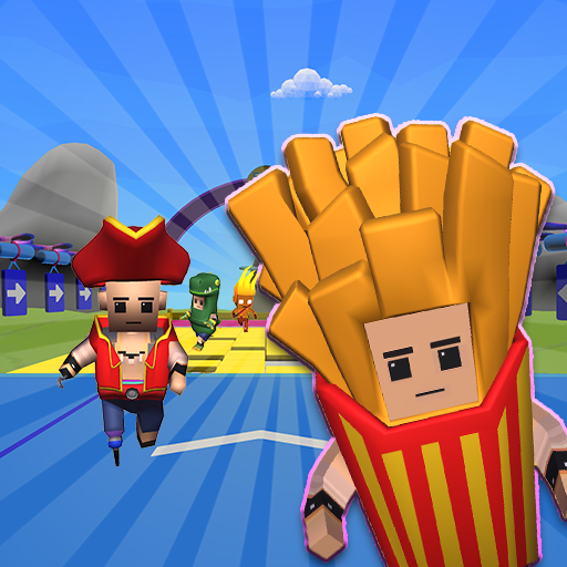 Fall Boys: Ultimate Race Tournament Multiplayer 45 Apk Mod (unlimited money) Download latest