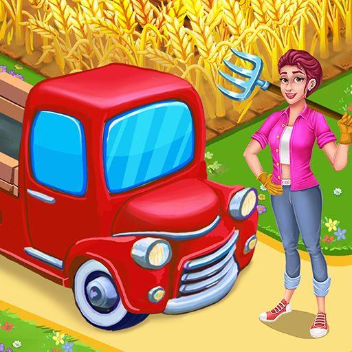 Farm Garden City Offline Farm 1.2.12 Apk Mod (unlimited money) Download latest