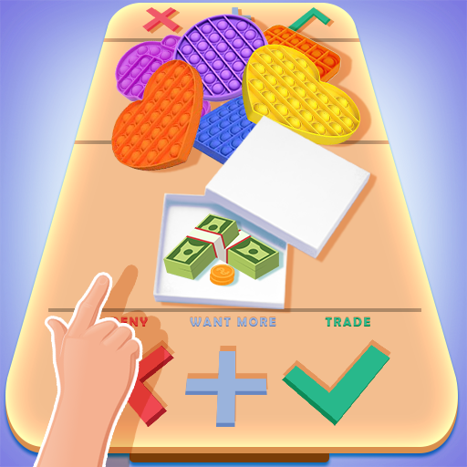 Fidget Toys 3D: Pop it Fidget Trading Games 2021 1.0.7 Apk Pro Mod latest